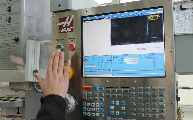 Le nuove tecnologie per le macchine cnc